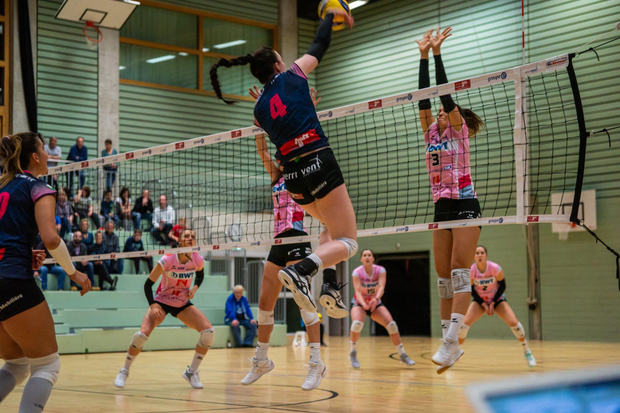 Valtra - Cheseaux, saison 2019-20