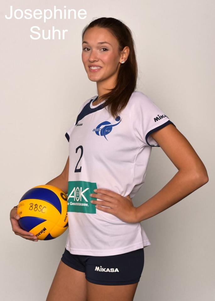 Josephine Suhr