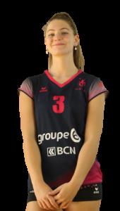 #3 Elodie Mehmetaj