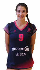 #9 Blanca Izquierdo