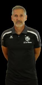 Luiz Souza, coach