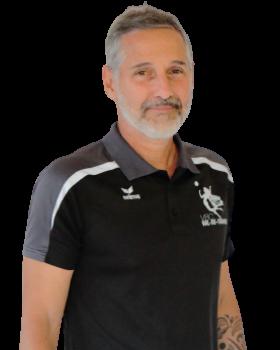 Luiz Suza, Head Coach